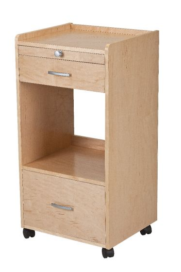 Earthlite® Element™ Trolley - Rolling Salon Storage Trolley