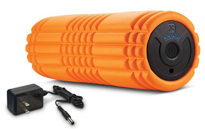 The Grid Vibe Foam Roller - 12