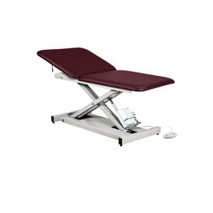 Clinton Bariatric Power Table W/Adjustable Backrest