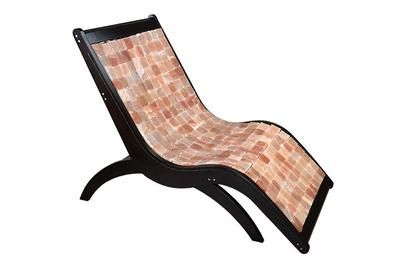 TouchAmerica™ Flex-Block Salt Lounge Chair