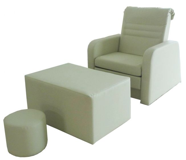 TouchAmerica Harmony Pedicure Chair