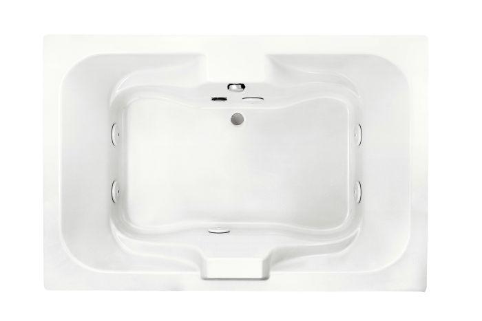 Purewater Baths™ Salish Spa Bath - 48