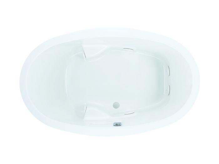 Purewater Baths™ Serenity Spa Bath - 44