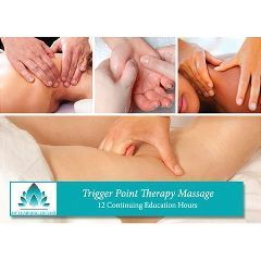 Trigger Point Massage Therapy 12 Continuing  Education  Hours - Each