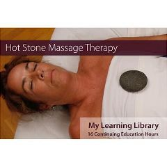 Hot Stone Online CE Course - NCBTMB Approved - Each