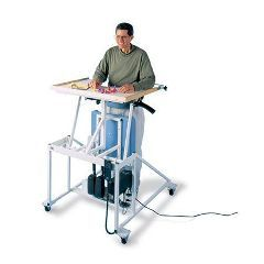 Electric Lift Stand-In Table - Each