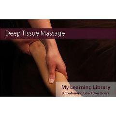 Deep Tissue Massage CE Online Course - Each