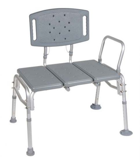 Bariatric Transfer Bench With Back