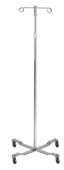 Economy IV Pole with Removable Top