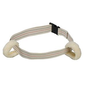 Mabis/DMI Ambulation Gait Belt, W/Fleece