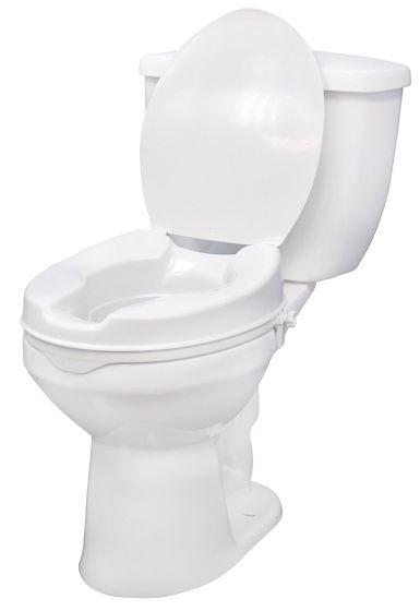 Drive Raised Toilet Seat - 4