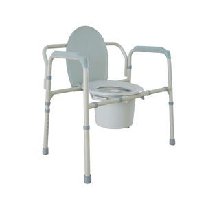 Drive Bariatric Folding Commode