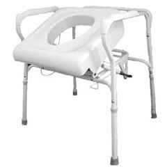 Uplift Commode Seat Assist - Self-Powered, Lifting Commode Seat