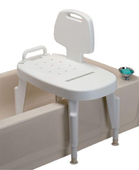 Bath Transfer Bench - Safe & Adjustable Bath Transfer Bench & Chair