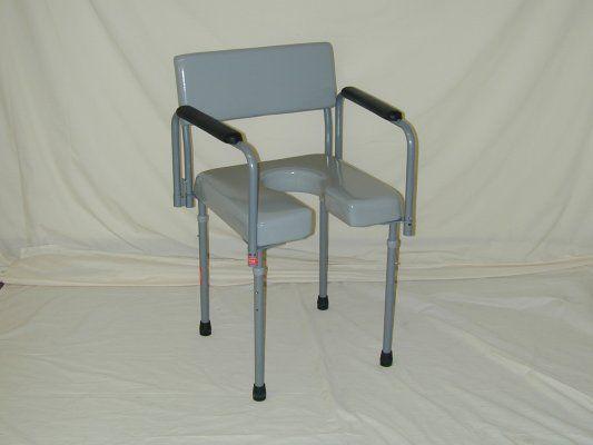 Max Aid- Bathroom Assist Chair