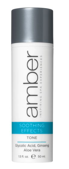 Amber Soothing Effects Toner 1.5 oz.