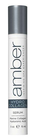 Amber Hydro Collagen Facial Serum 0.5 oz.