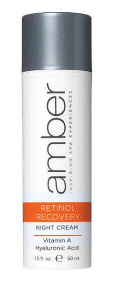 Amber Retinol Recovery Night Cream 1.5 oz.