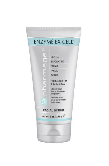 Pharmagel® Enzyme Ex-Cell® Gentle Exfoliating Scrub 6oz