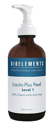 BIOELEMENTS® Lactic-Plus Peel Level 1