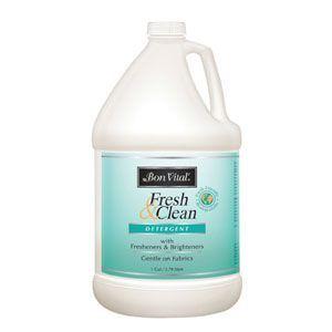 Bon Vital Fresh N Clean Detergent 1 Gallon