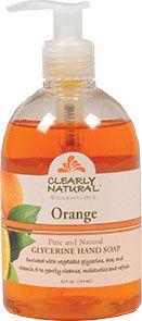 Clearly Naturals Essentials Glycerin Liquid Hand Soap