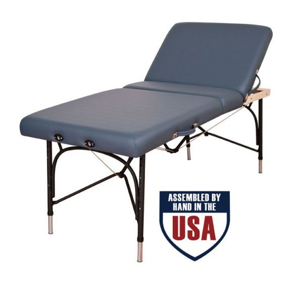 Oakworks Alliance Aluminum Table Only