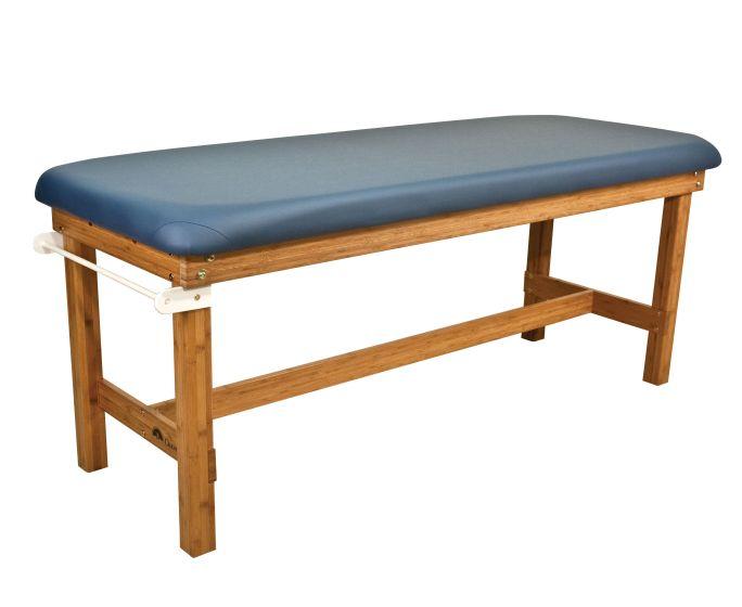 Oakworks Powerline Treatment Table With H-Brace
