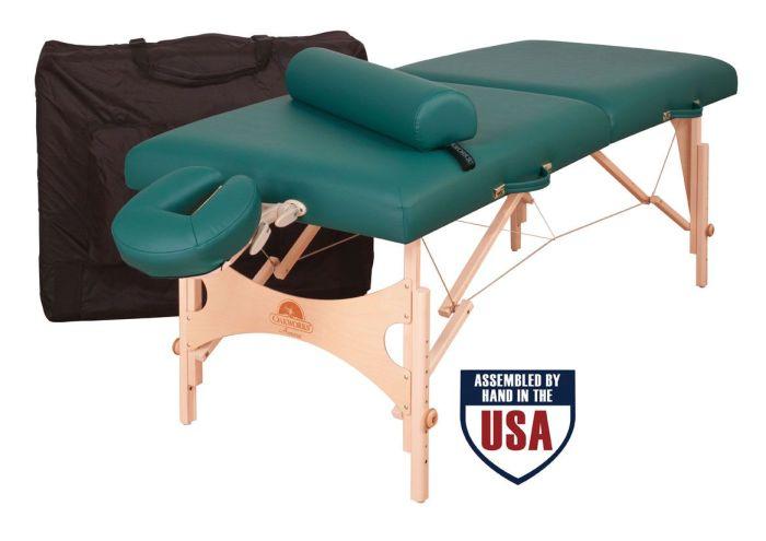 Oakworks® Aurora Essential Massage Table Package