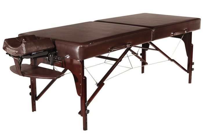 Master® Massage Equipment Carlyle™ Portable Massage Table Package