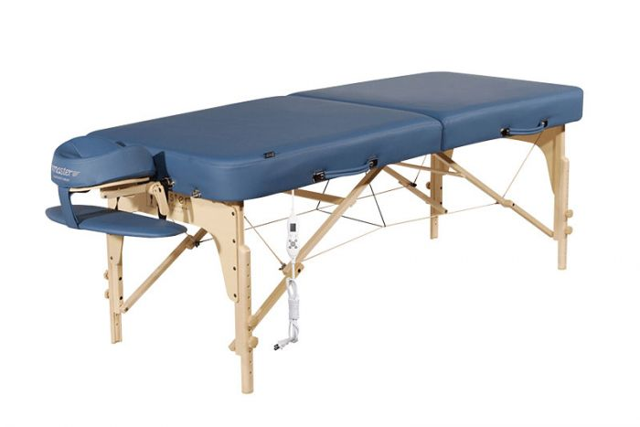 <p><strong>Master® Massage Equipment Phoenix™ Portable Massage Table with Therma-Top®