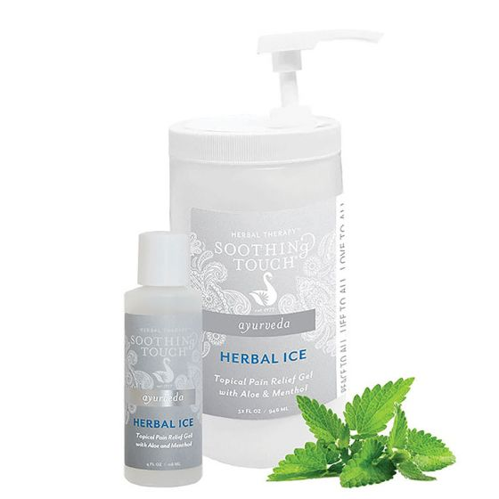 Soothing Touch Herbal Ice Gel