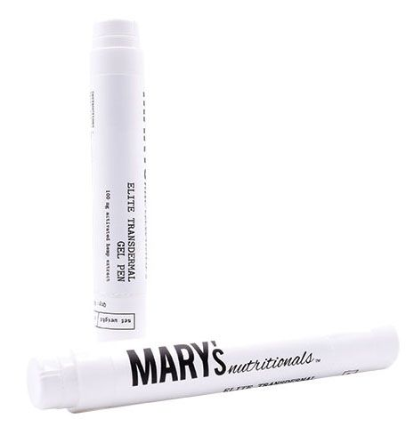 Mary's Nutritionals Elite Gel Pen