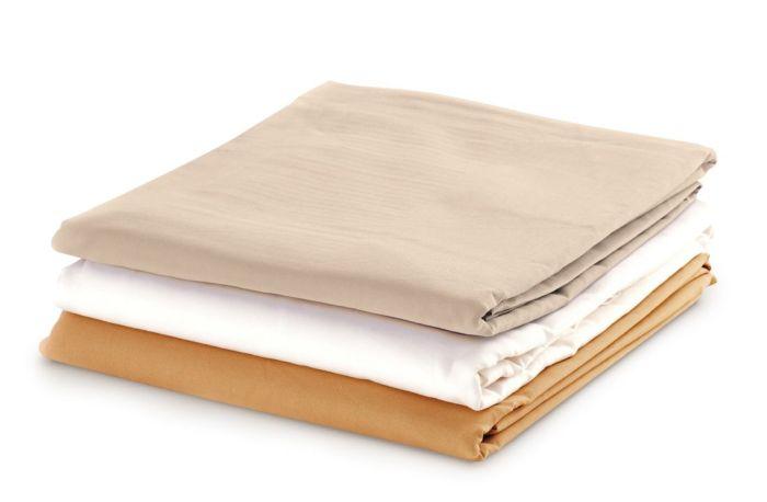 NRG Cotton Poly Flat Sheet, Each