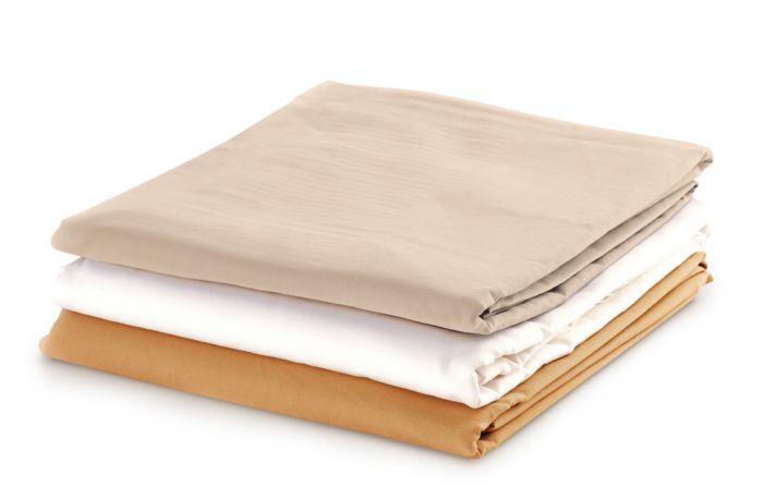 Nrg Cotton Poly Fitted Sheet New