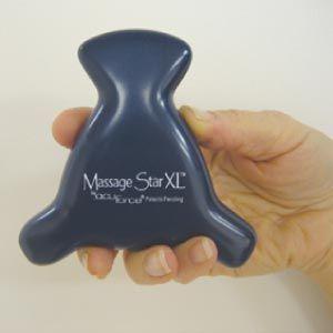 Acuforce Massage Star X-Large (Dark Blue)