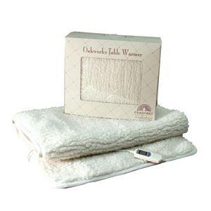 Oakworks Premium Heated Fleece Pad
