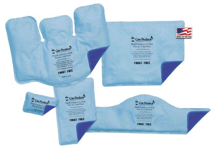 Corpak Dual Comfort Packs With Logo