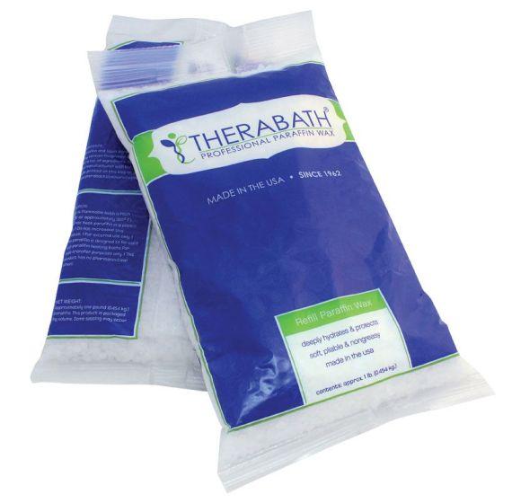 Therabath Professional Grade Paraffin Wax Refill, 6 Lbs