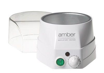 Amber Variable Temp Depilatory Heater