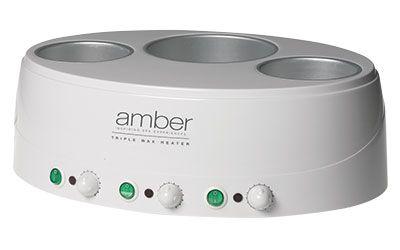 Amber Triple Heater