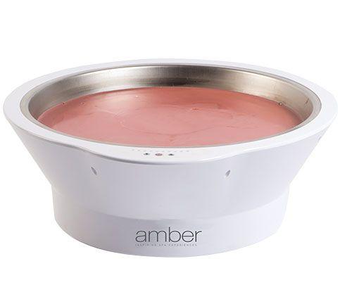 Amber Wax Bowl