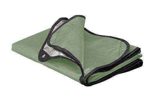 Heavy Duty Mylar/Solar Blanket Olive