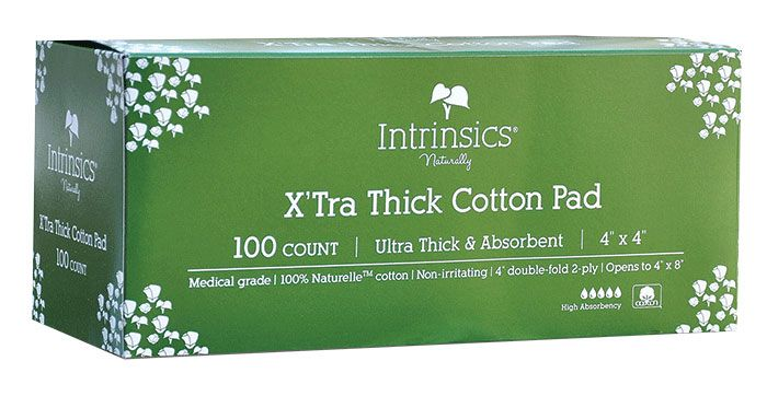 Intrinsics X'tra Thick Cotton Pad