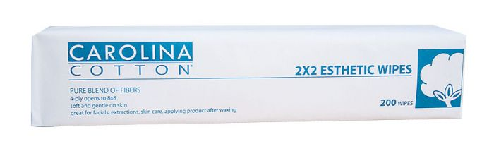Carolina Cotton® Cotton Wipe 2