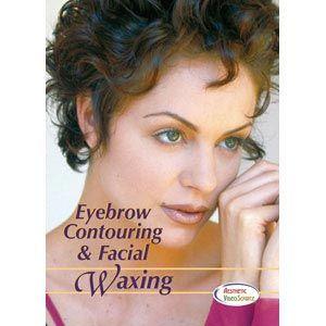 Eyebrow Contouring & Facial Waxing Dvd