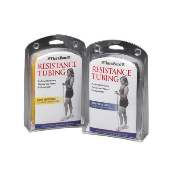 Thera-Band® Professional Resistance Tubing Kits