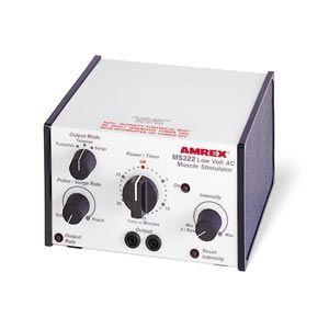 Amrex Ms322 Low Volt A.C. Muscle Stim, 2-Pad