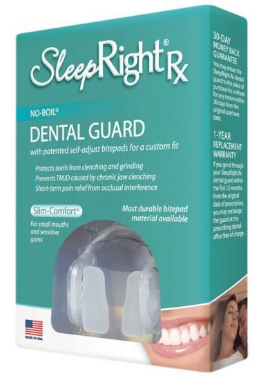 SleepRight® Slim-Comfort Adjustable Mouth Guard