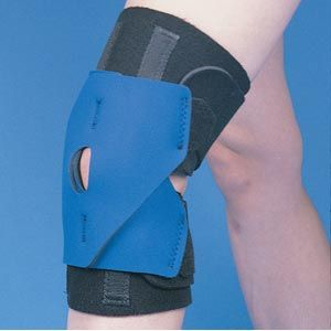 Performance Knee Wrap, Husky